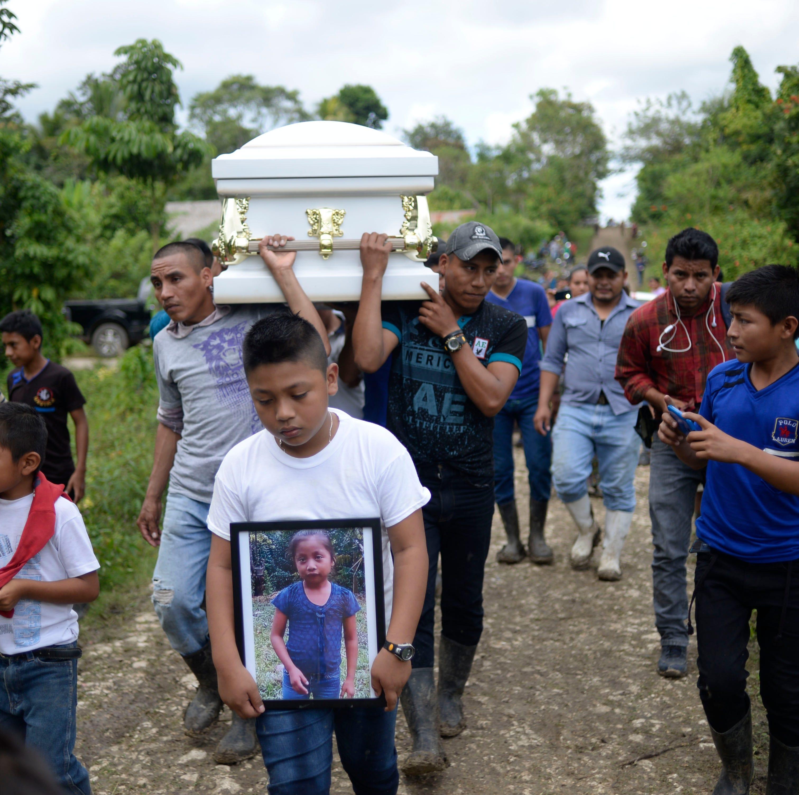 Piden preservar evidencia de muerte de niños migrantes