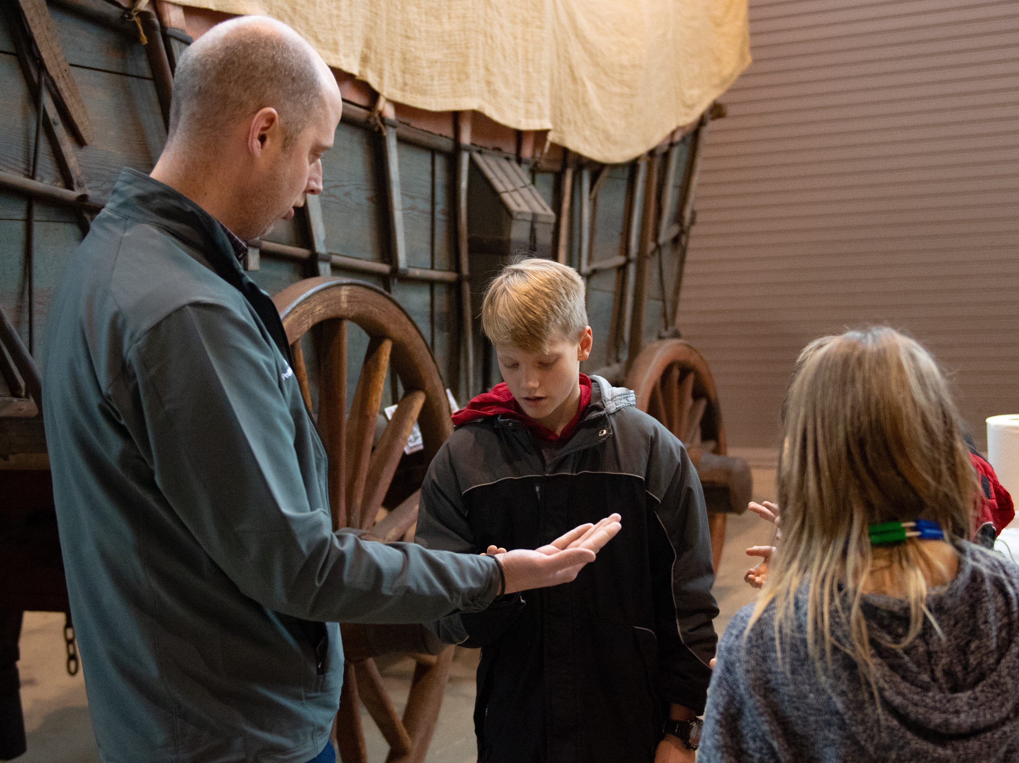 On December 28, 2018, The York County History Center celebrated health and wellness by hosting Family Activity Day at the York Agricultural and Industrial Museum.