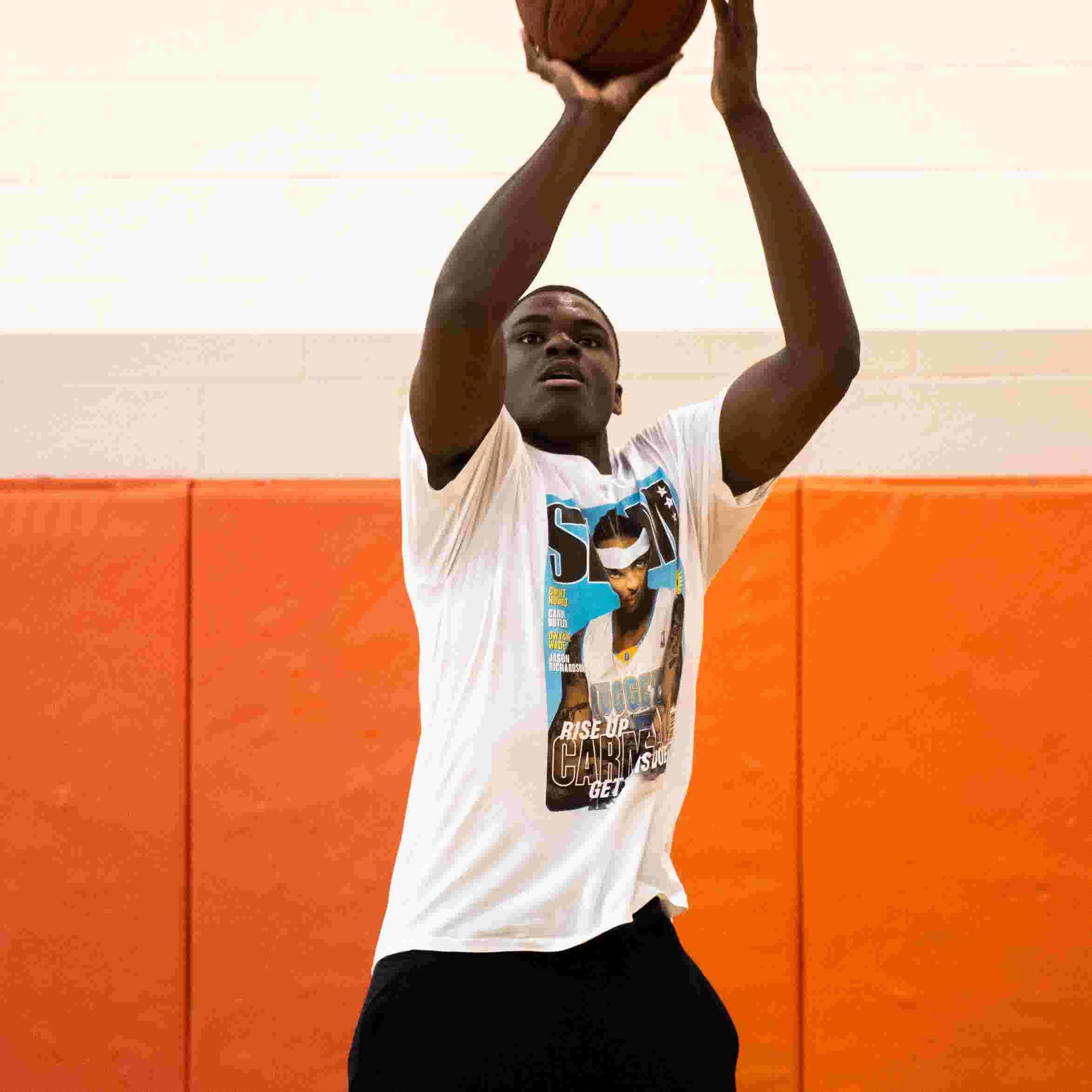 fc27e8498 Orlando Magic s John Gabriel took on NBA  now takes on Parkinson s