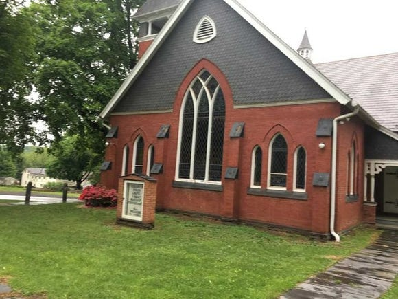 Delta's Rehoboth Welsh Chapel is home to Welsh services and musical events.