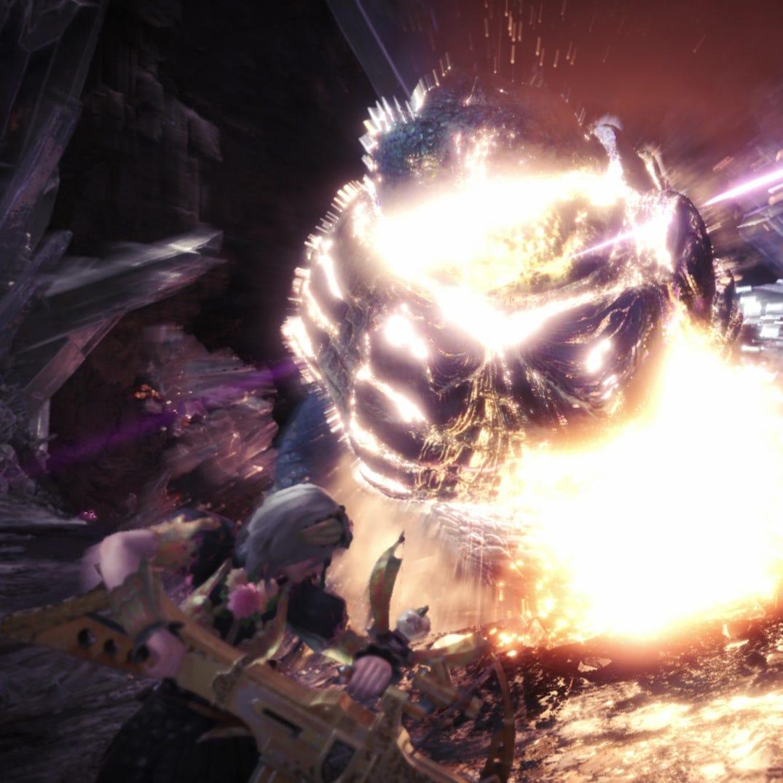 Kjarr Blitz Thunder builds vs. Arch Tempered Kulve Taroth, other monsters | Technobubble