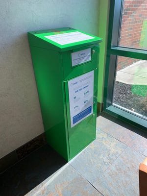 Reid Health has installed a kiosk for the disposal of unwanted and unused prescription and over-the-counter medications.