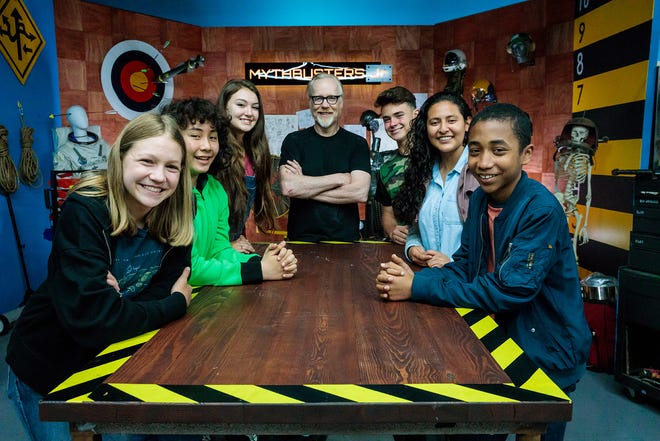 Allie Weber, 13, will host Mythbusters Jr., a spin off of Mythbusters. The show premiere Jan. 2.
