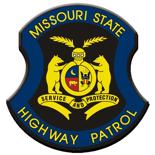 Seal of the Missouri State Highway Patrol