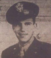 Lt. Gerald D. Thurman died on Aug. 12, 1944.  A woman in California, who never met Thurman, mailed a copy of a front-page story with his daughter's photo on it to the newspaper. She said she was unable to track down the family and asked if the newspaper could do so. The infant girl is now 74 years old.