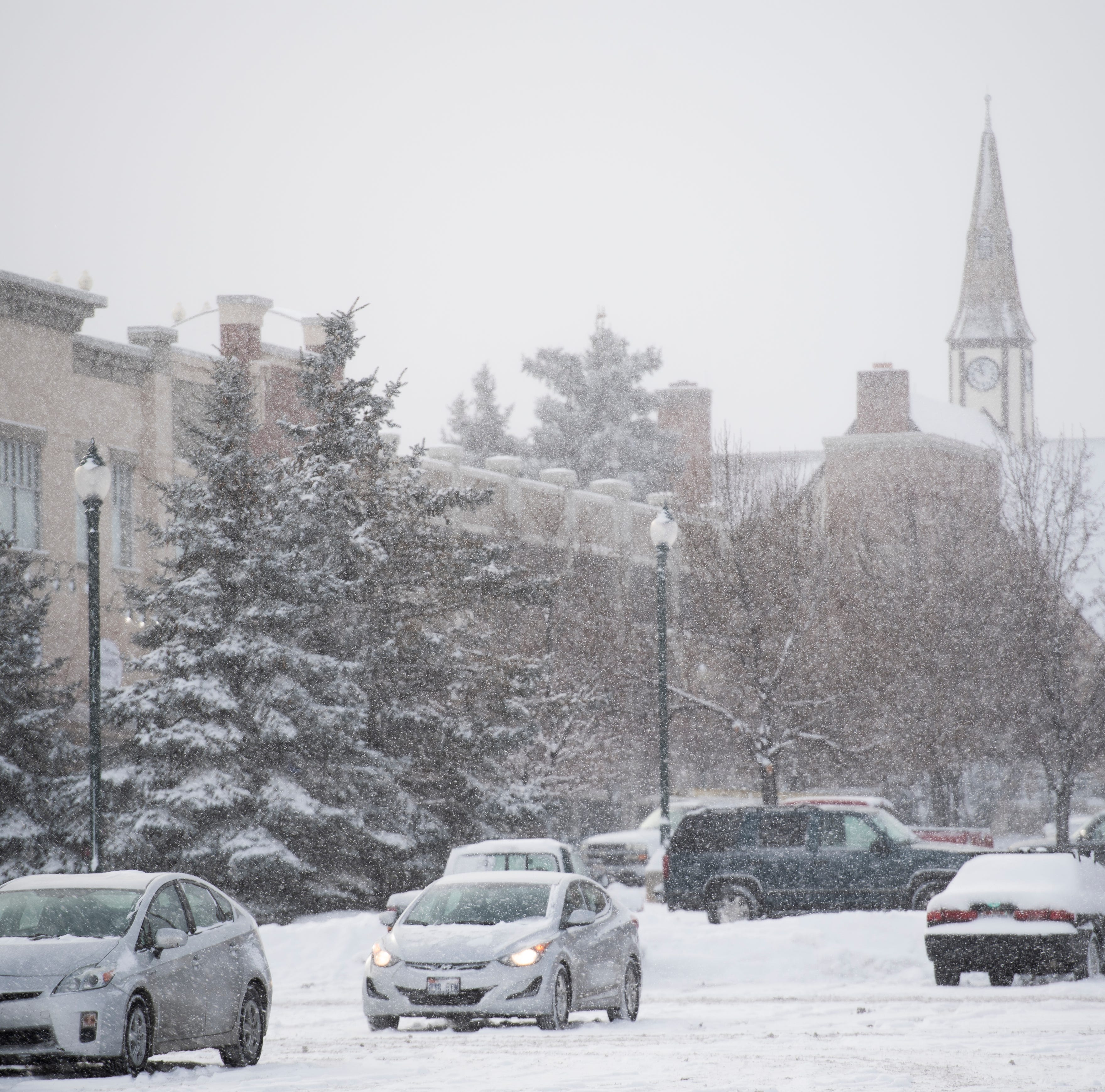 Snow in St. George? Winter storm forecasted to barrel into Southern Utah this week