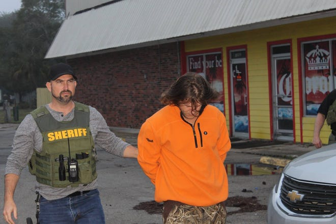 """The Wakulla County Sheriff's Office makes arrests as part of its """"Operation Dry Ice."""""""