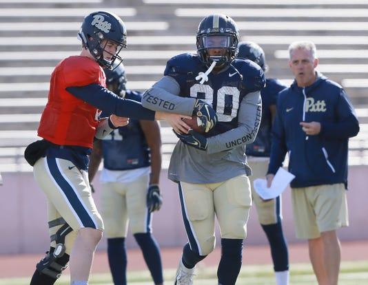 9 Pitt Practice