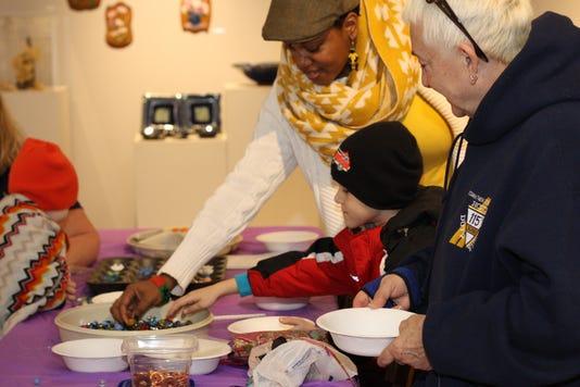 Wheaton Arts Family Art Workshops