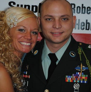 Debolt was initially awarded the Silver Star after rescuing his fellow soldiers from a burning vehicle in 2008.