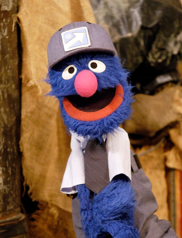 Did Grover curse on 'Sesame Street?' Twitter is divided