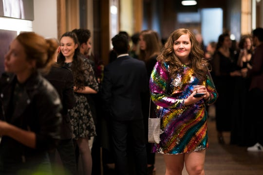 "Annie (Aidy Bryant) in ""Shrill."""