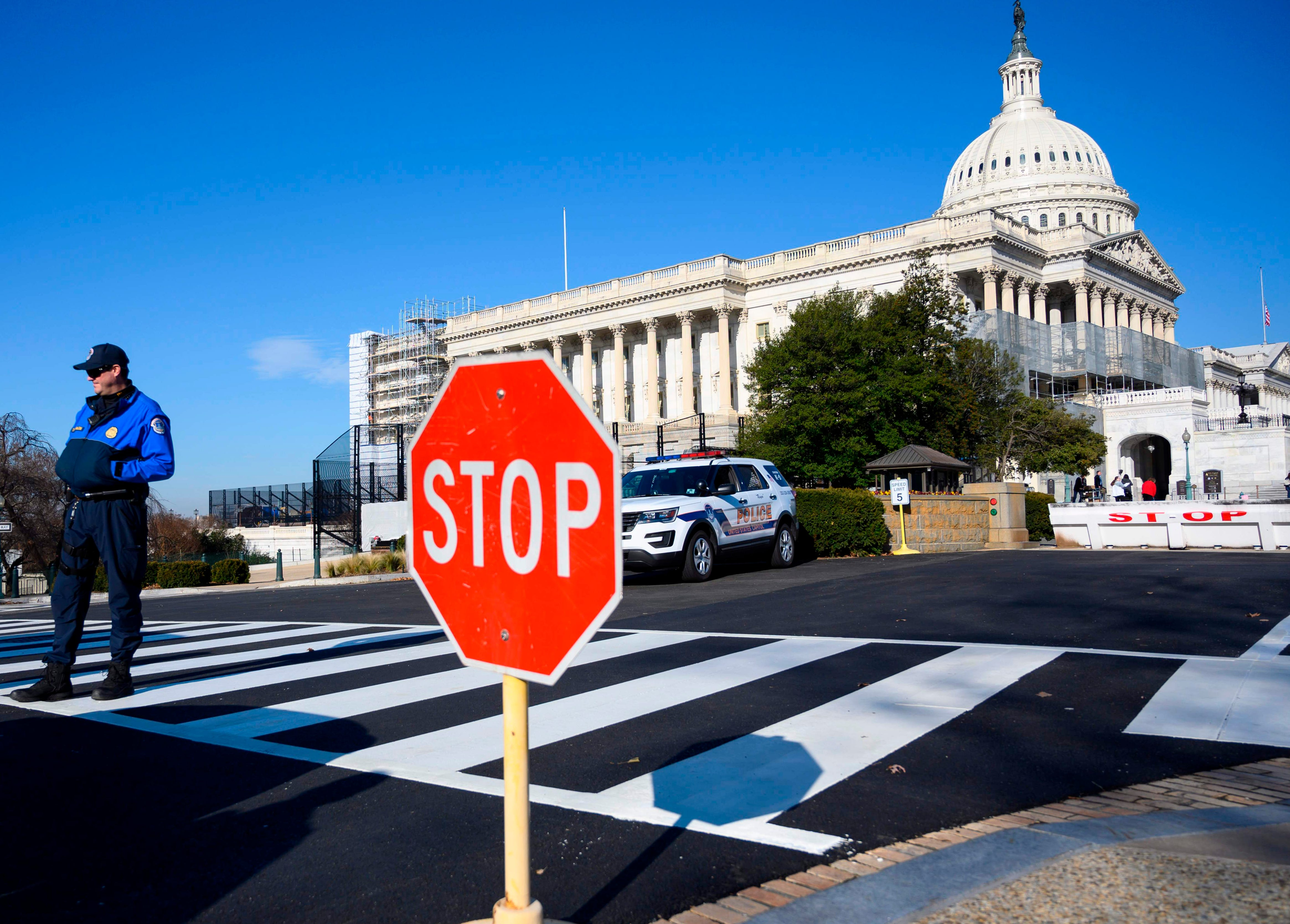 Capitol Hill Government Shutdown