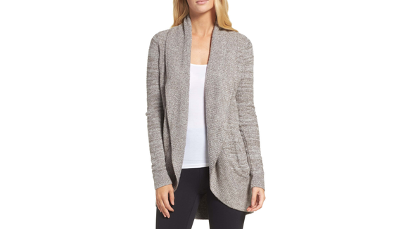 Best things to buy at Nordstrom: Barefoot Dreams Cardigan