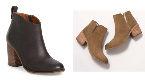 Best things to buy at Nordstrom: BP Booties