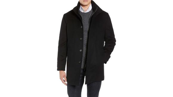 Best things to buy at Nordstrom: Wool Coat