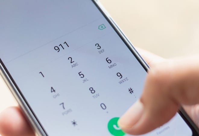 CenturyLink customers in parts of western Washington state were unable to make 911 calls because of an outage on Thursday.