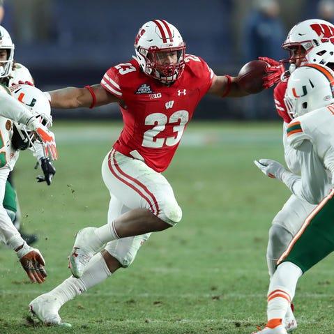 The 10 best college football running backs for the 2019 season