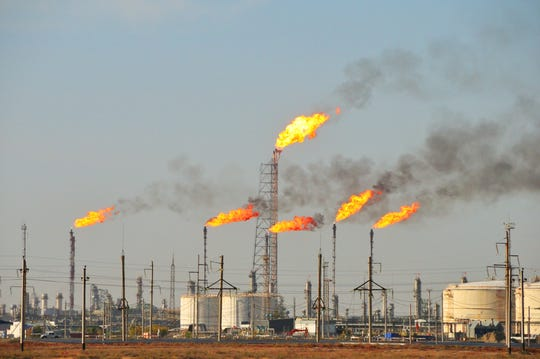 Climate Point: Big Oil is pumping its product ... back underground?