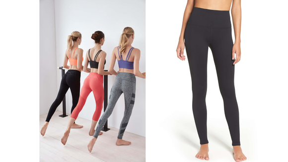 Best things to buy at Nordstrom: Zella Leggings