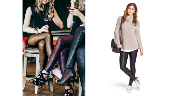 30d1bf23960 Best things to buy at Nordstrom  Spanx Leather Leggings