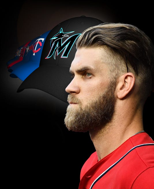bryce harper miami marlins a match made in heaven in a former life