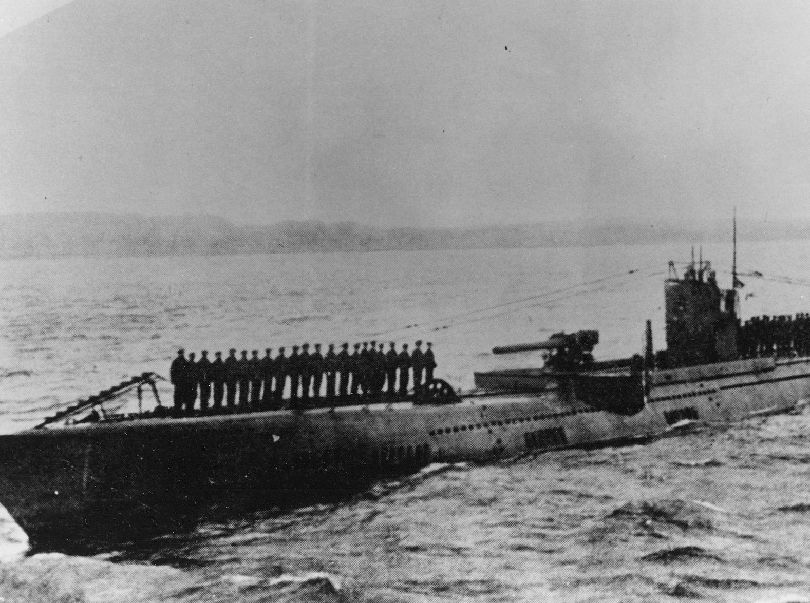 Jersey Roots: Did a German U-boat shell the Jersey Shore in World War I?