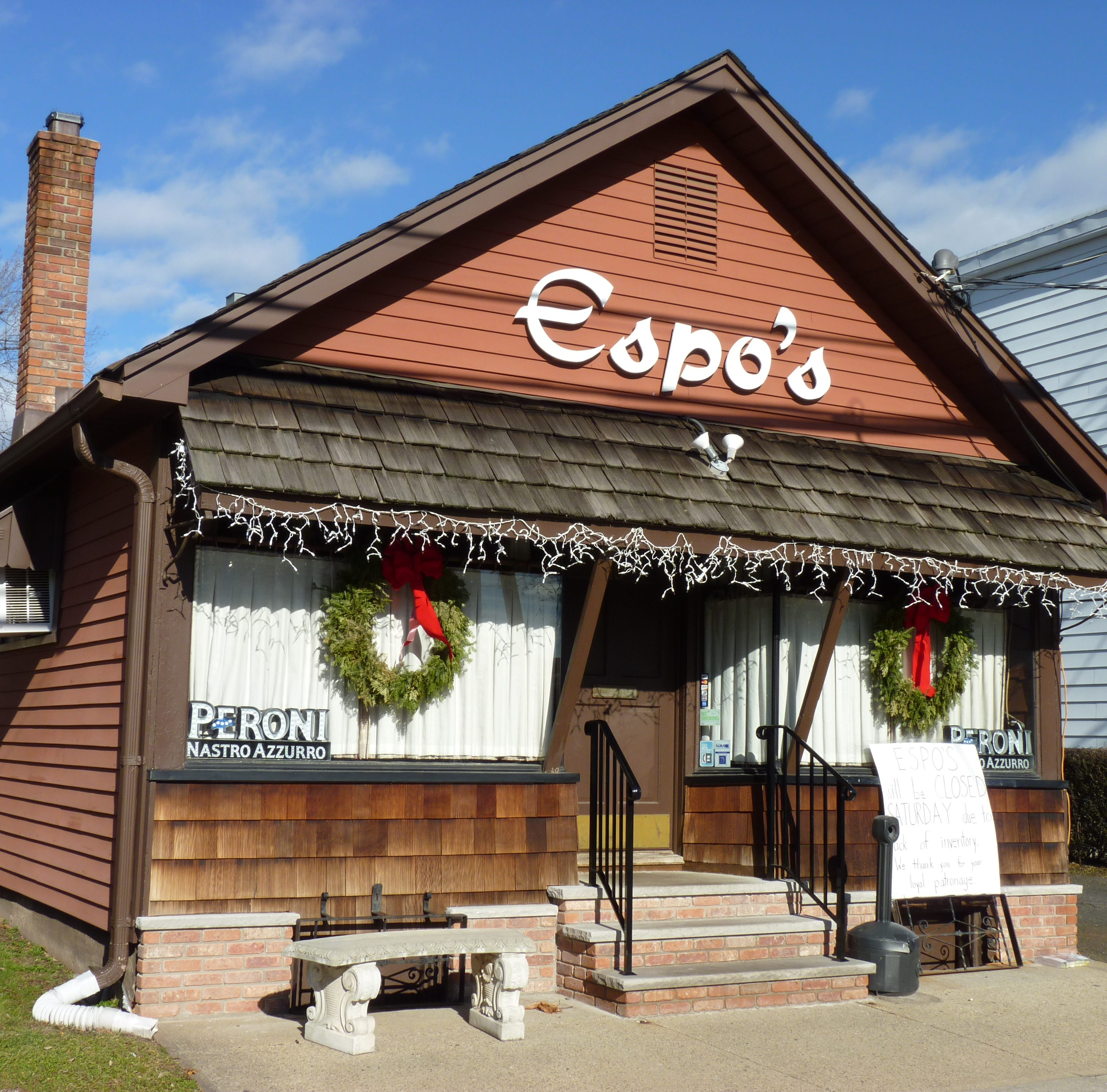 Espo's Italian restaurant in Raritan to reopen