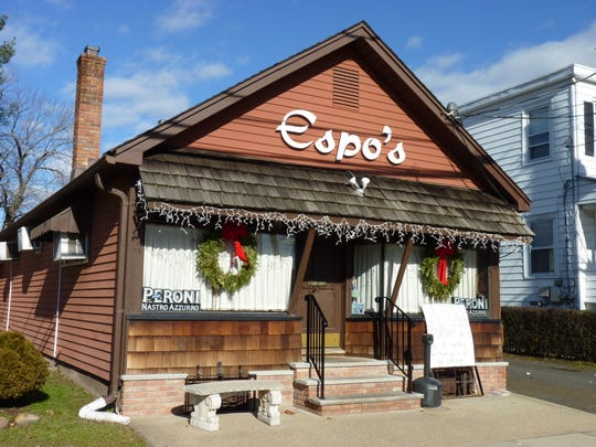 Espo's, a favorite Italian restaurant of Central Jersey residents, will close after its last night of business on Saturday, Dec. 29.