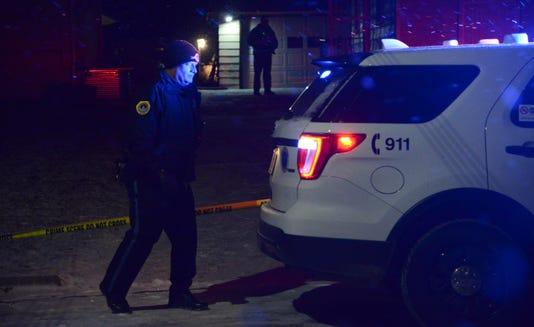 Double homicide in Des Moines
