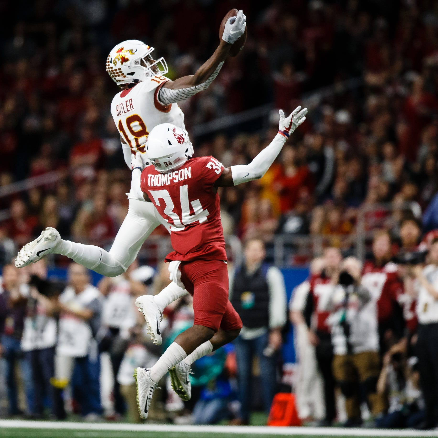 Peterson: After three decades, an Iowa State receiver will hear his name called during the NFL Draft