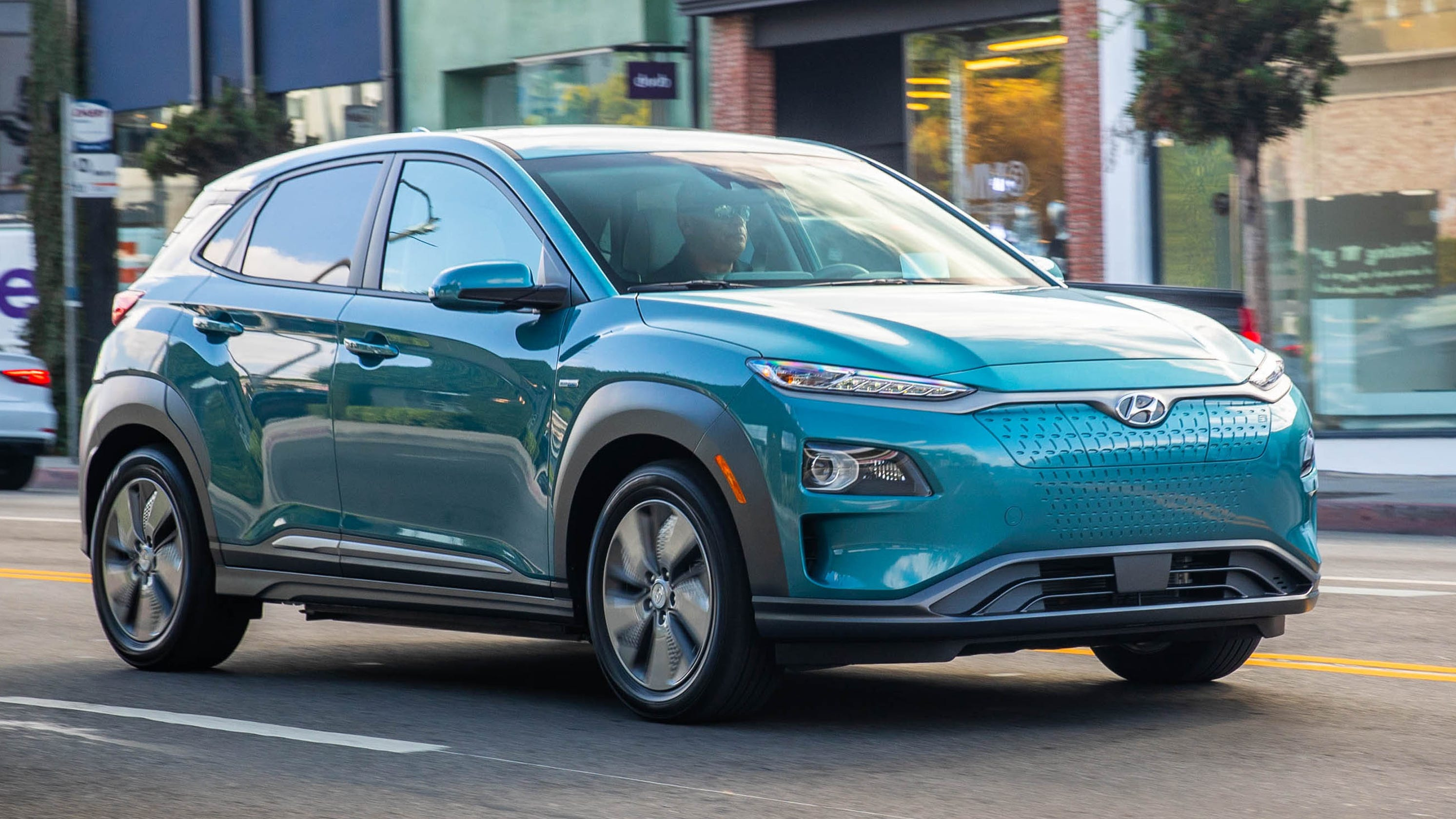 hyundai kona pick for north american utility of the year