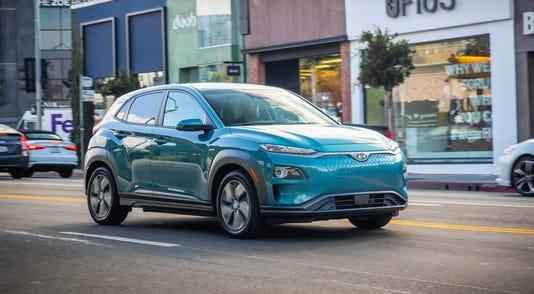 2019 Hyundai Kona Ev 30