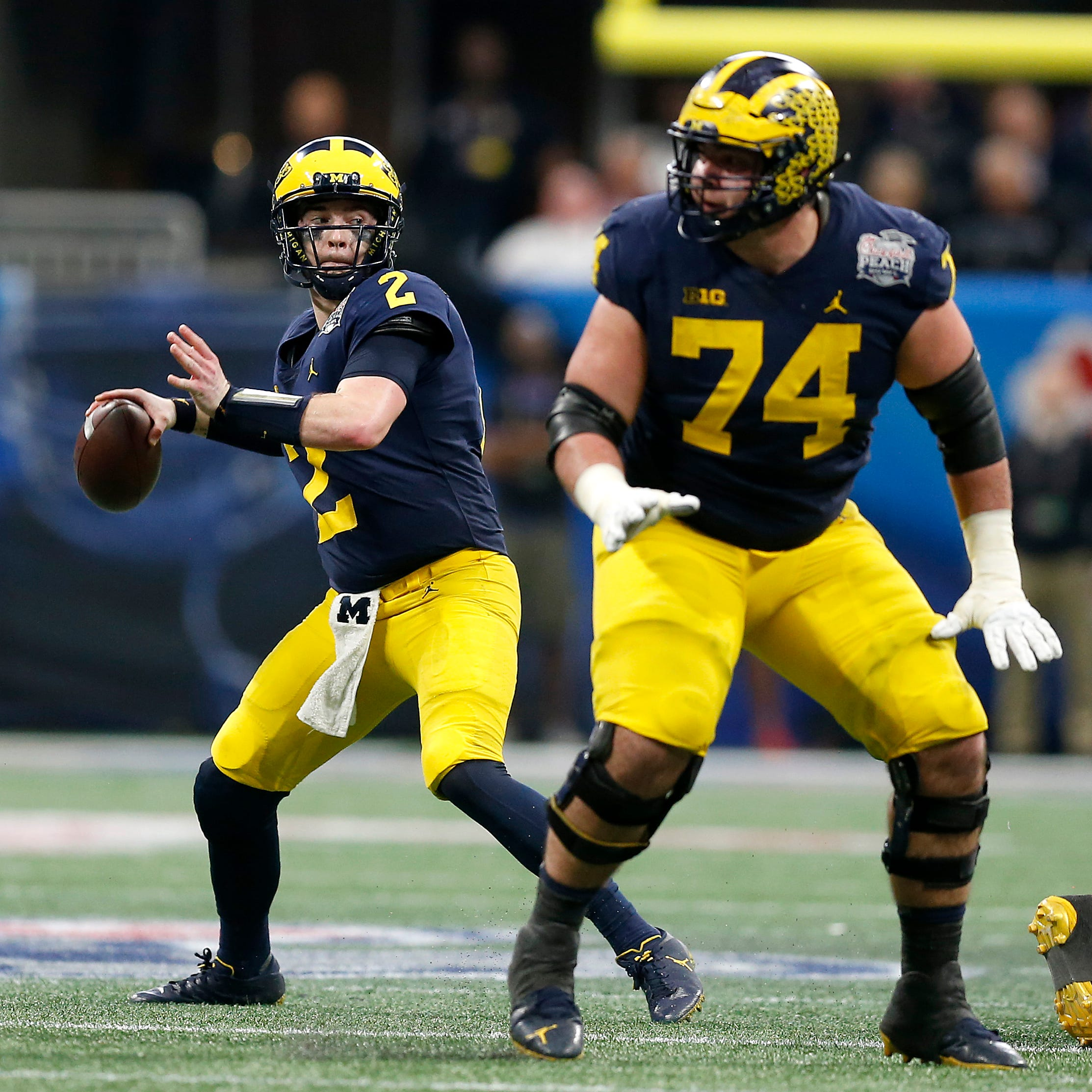 The Michigan Rant: A strong QB situation for Jim Harbaugh