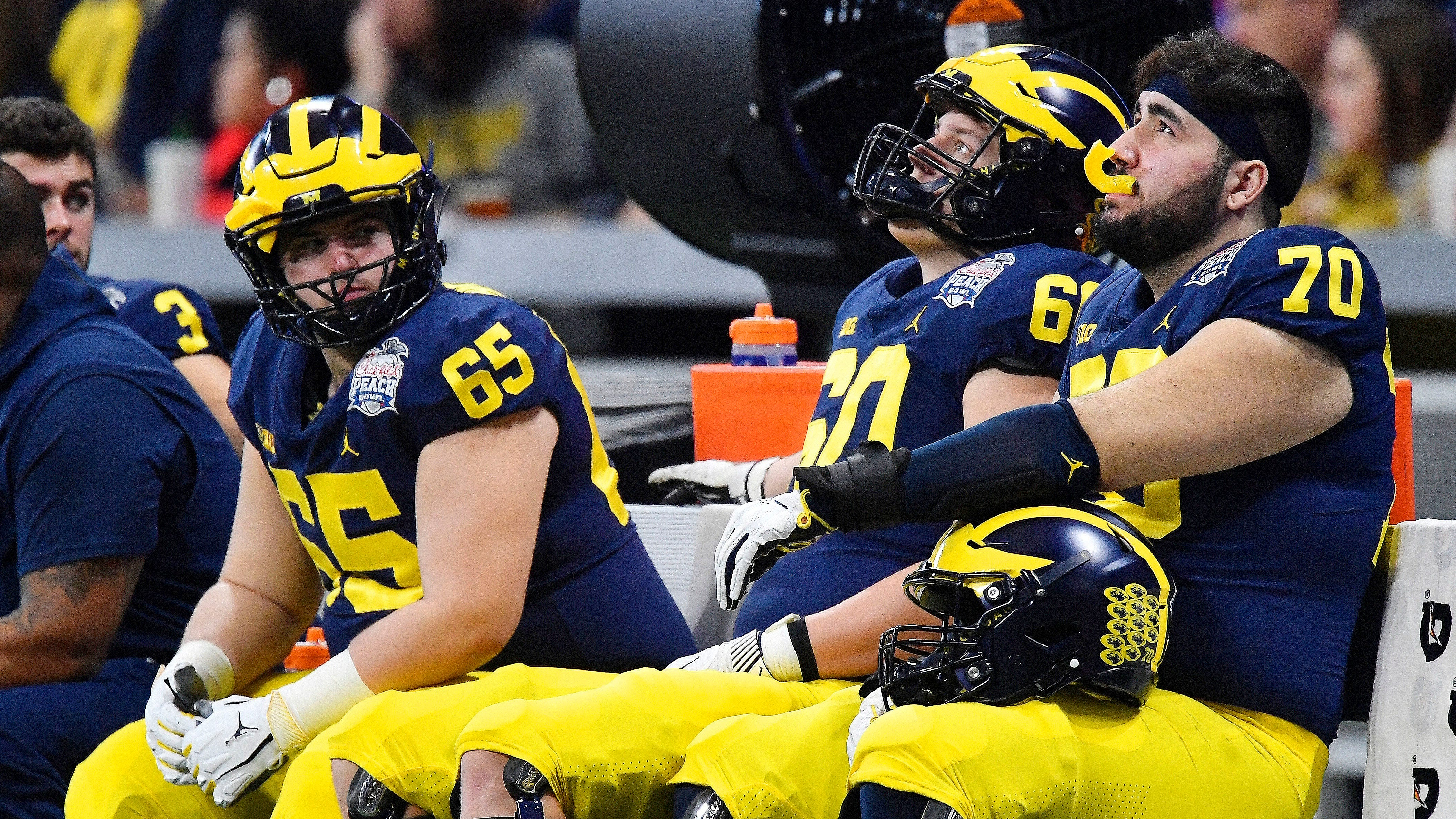 Michigan S Football Season Was Nothing But A Mirage