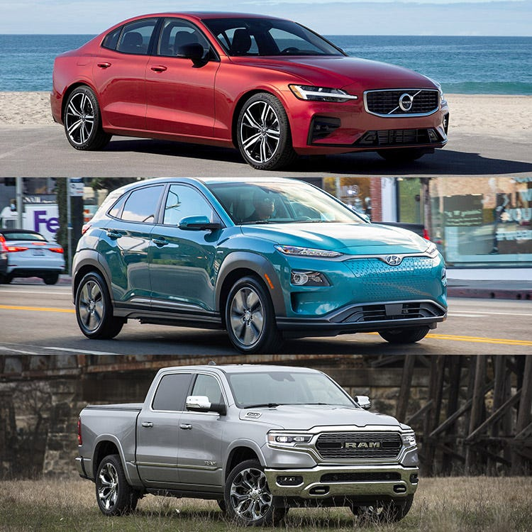My picks for North American Car, Truck and Utility of the Year
