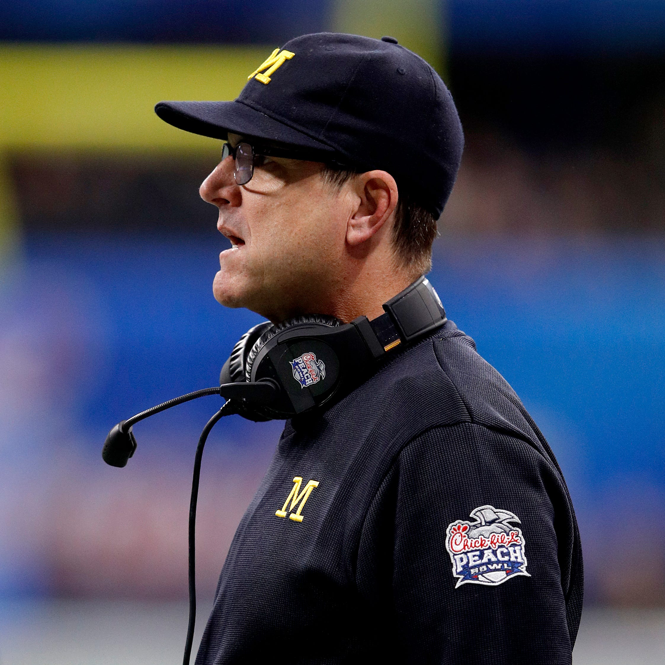 Michigan football practice observations: Mike Sainristil looks quick