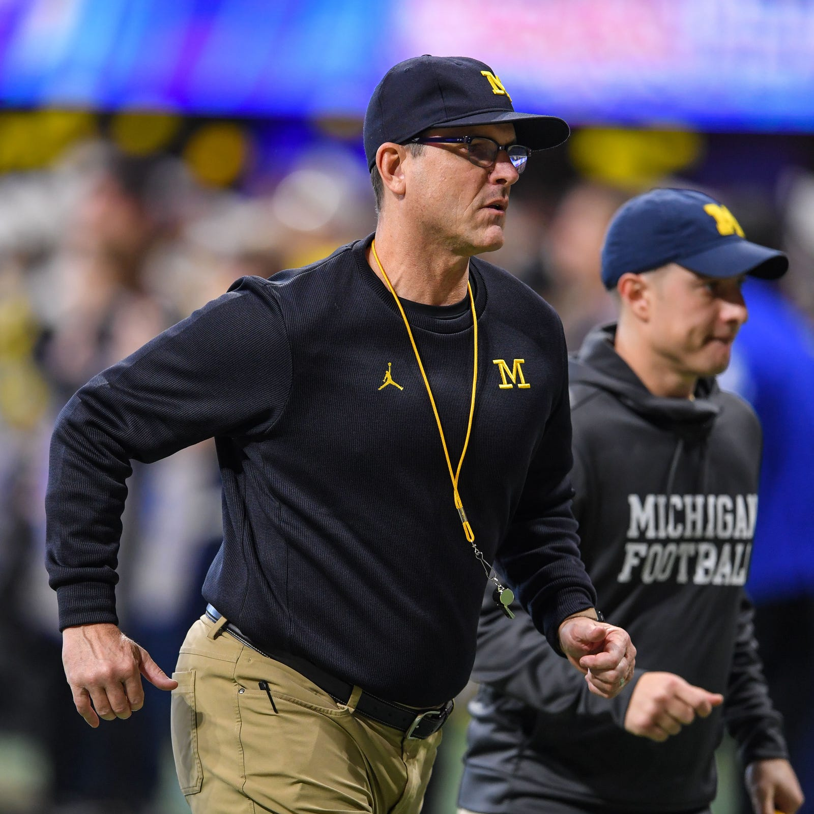 The Michigan Rant: Jim Harbaugh has an OC, what's it mean?
