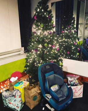 In less than a week, Christen Greenwood inspired enough supporters to replace the contributions lost when her car was stolen days before Christmas.