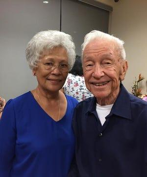 Antonia Gumataotao and Ben Gumataotao