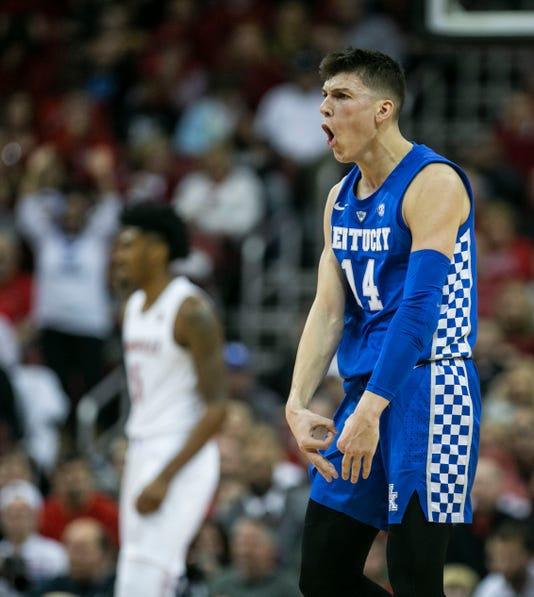 Louisvile Vs Kentucky 2018 Basketball