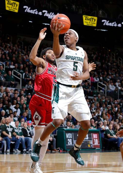 Msu Vs Northern Illinois Basketball