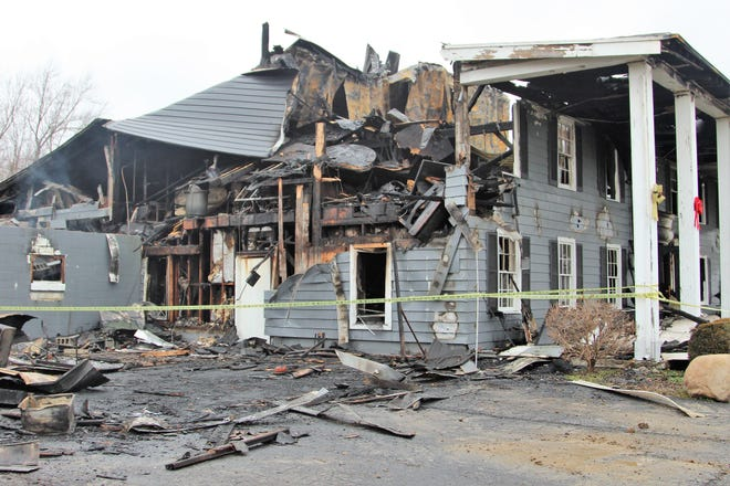 The Loft and TwentyNine Brew Pub,  1775 Marion Waldo Road,  were destroyed during a Saturday morning fire. The cause of the blaze is still under investigation, according to Pleasant Township Fire Chief Clint Canterbury.