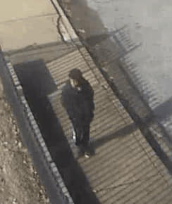 Memphis Police say this man robbed a woman on Christmas day while she visited her mother's grave site.