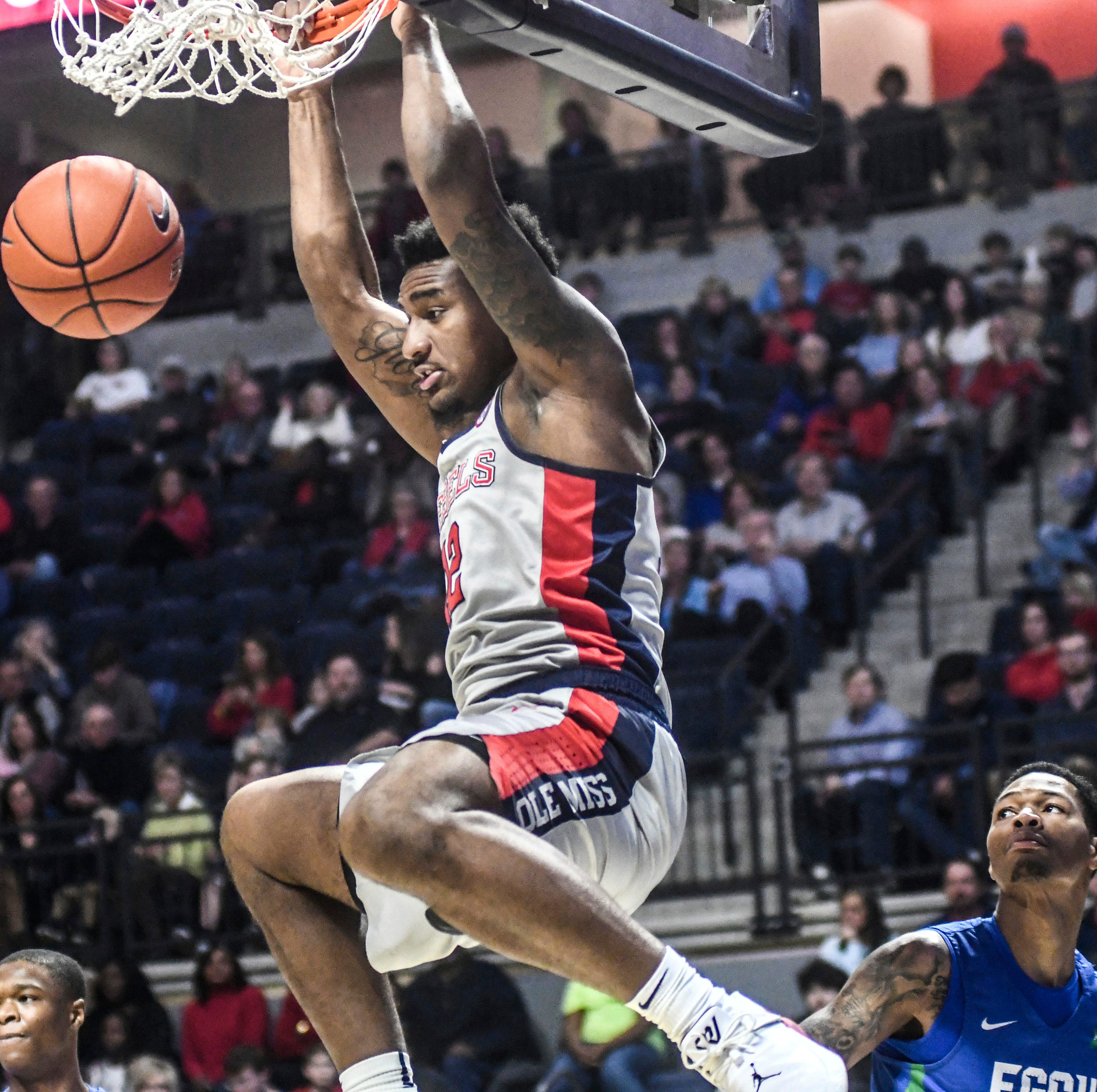 Ole Miss wins second-straight game, takes down Georgia 80-64