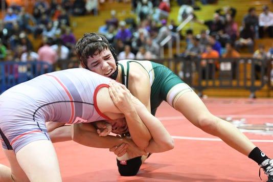 Bergen County Wrestling Finals