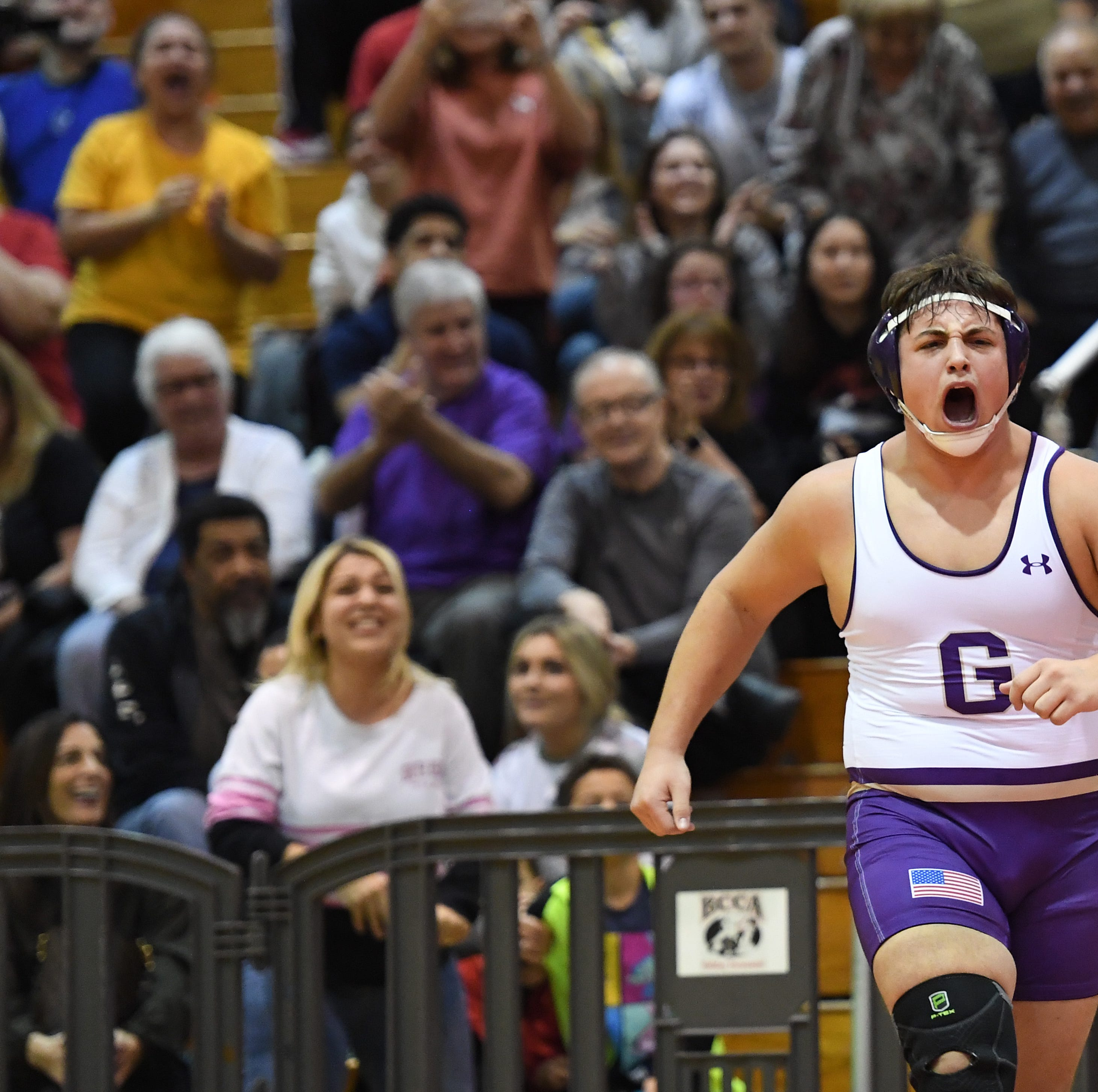 Wrestling: Three wrestlers who stood out in the first round at Region 2