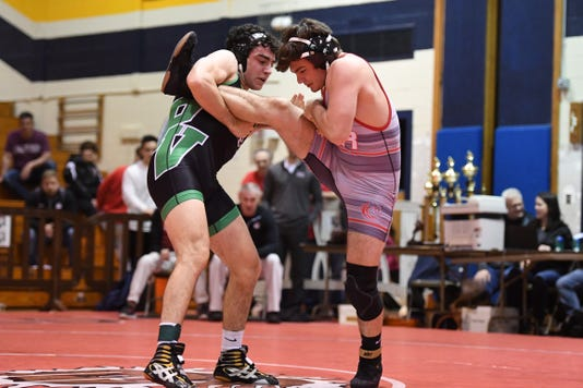Bergen County Wrestling Finals