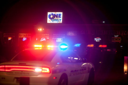 A 34-year-old man was shot outside The One and Only Bar in St. George early Saturday, Dec. 29, 2018. The man, whose name was not released, died at the hospital.