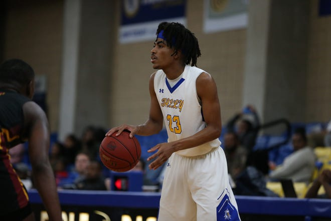 Tallahassee Community College guard Jalen Dalcourt scored a game-high 18 points to lift his squad to victory over Jones College in the Tallahassee Democrat Holiday Classic Friday, Dec. 28, 2018.